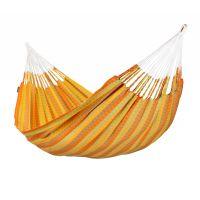 Carolina Citrus - Klassische Doppel-Hängematte aus Baumwolle