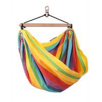 Iri Rainbow - Kinder-Hängestuhl aus Baumwolle