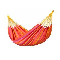 Sonrisa Mandarine - Klassische Einzel-Hängematte Outdoor