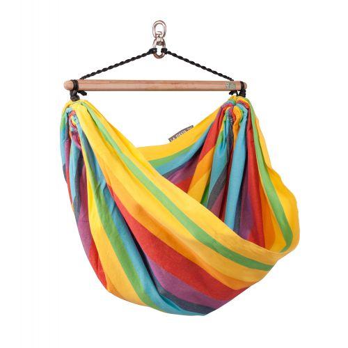 Iri Rainbow - Kinder-Hängesessel aus Baumwolle