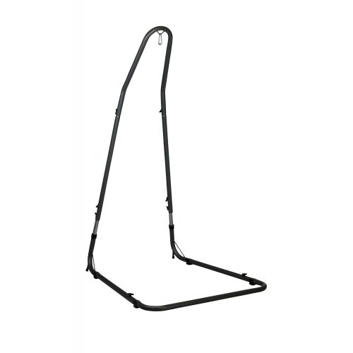 Mediterráneo Anthracite - Pulverbeschichtetes Stahl-Gestell für Hängestühle Comfort