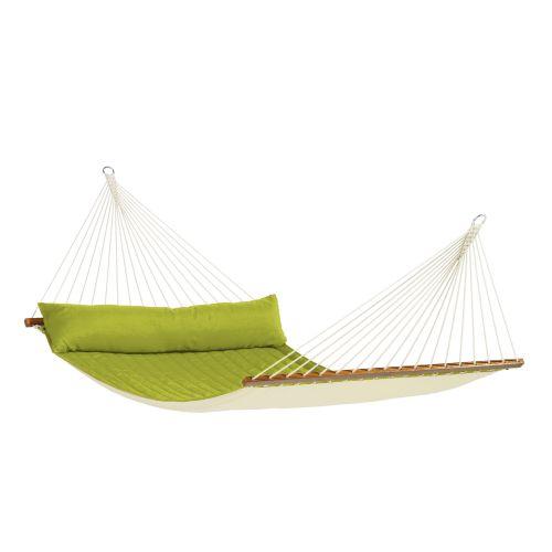 Alabama Avocado - Gefütterte Stabhängematte Kingsize