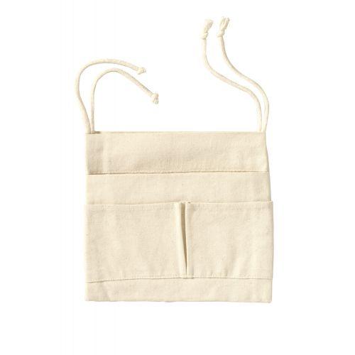 Útil Écru - Hängematten-Einhängetasche aus Bio-Baumwolle
