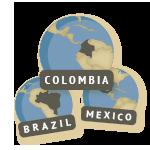 Südamerikanische Klassiker: Hängematten aus Kolumbien, Mexiko und Brasilien