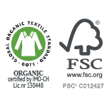 Der Umwelt zuliebe: Bio-Baumwolle und FSC-Hölzer