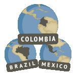 Echte südamerikanische Webkunst